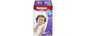 母婴用品:152 Huggies Little Movers Size 4 Diapers