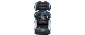 母婴用品:Evenflo High Back Big Kid Amp Booster Seat