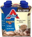 Atkins Ready To Drink Shake 4-Pack for $4 + free shipping
