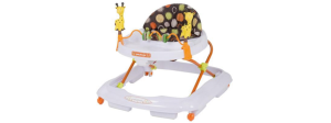母婴用品:Baby Trend Safari Kingdom Walker