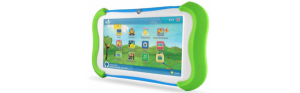 "平板电脑:Sprout Cubby 7"" 16GB Android Tablet"