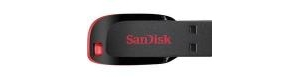存储设备:SanDisk 128GB Cruzer Blade USB Flash Drive