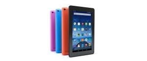 "平板电脑:2 Amazon Fire 8GB 7"" WiFi Tablets"