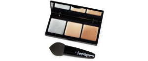 健康产品:Lord & Taylor 3-Pan Strobing Glow Kit  ...