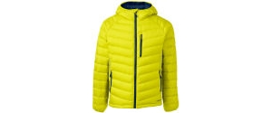 名牌服装:Lands' End Men's 800 Down Hybrid Jacket