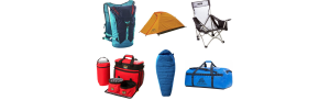 名牌服装:Backpacks and Camping Gear at Backcountry