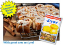 媒体资源:Jiffy Mix Recipe Book