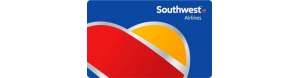 礼品卡:$150 Southwest Airlines Gift Card
