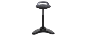 Alera Sit to Stand Perch Stool