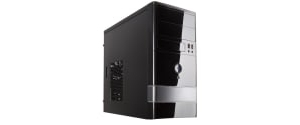 Rosewill Dual-Fan MicroATX Mini Tower PC Case