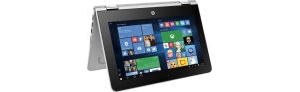 "HP Celeron Quad 12"" Touch 2-in-1 Laptop"